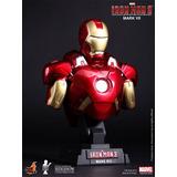 Figura Coleccionable Iron Man Mark Vii Marvel Hot Toys