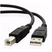 Cable Usb Para Impresora De 3 Metros