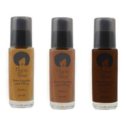 Kit Bases Liquida Dark 2,3,5 | Negra Rosa