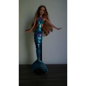 Boneca Barbie Sereia
