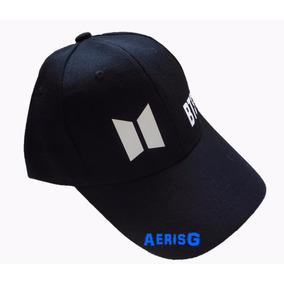 Arg K-pop Gorra Negra De Bts Grupo Musica Coreana Ajustable