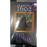 Marvel 1602 Neil Gaiman Marvel Deluxe Pasta Dura