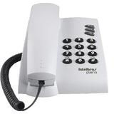 Telefono De Mesa Intelbras Blanco/negro 2 Años Garant Oferta