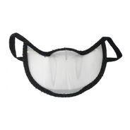 Barbijos Reutilizables Transparentes Tapaboca Lavable