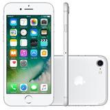 Iphone 7 256gb Apple Processador Chip A10 Fusion Prateado