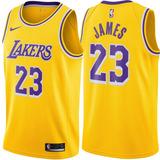 556cae90d2 Camisa Basketball Nba Los Angeles Lakers Nº23 Lebron James