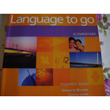 Language To Go Elementary Students´ Book Nuevo
