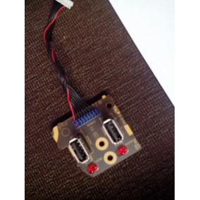 Placa Usb Micro System Panasonic Sa Akx18 100% Testado)