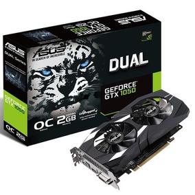 Placa De Vídeo Vga Nvidia Asus Geforce Gtx 1050 Oc Edition