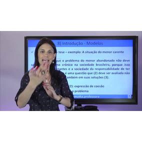 Curso De Português Rafaela Motta Básico Médio Avançado 17/18