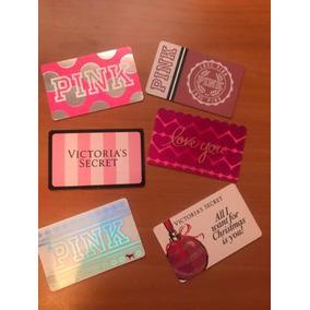 Gift Cards De Victorias Secret Usadas