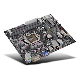 Placa Mãe Soquete Lga1155 Core I3, I5, I7 Hdmi Ecs
