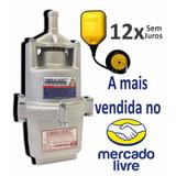 Bomba Sapo Vibrinha + Boia De Nivel 125v Em 12x S/juros