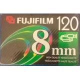 Videocassette 8mm 120 Fujifilm $80 C/u A Partir De 3 Pzs