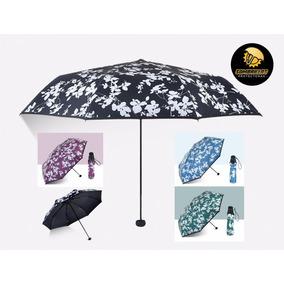 Paraguas Sombrilla Protección Doble Sol Solar Uv Spf 50+