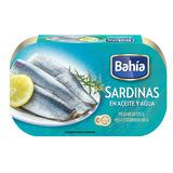 Productos Bahía Lata Sardinas En Agua Y Aceite 125 Grs
