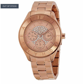 Reloj Armani Exchange Oro Rosa Gucci Gabana Ax