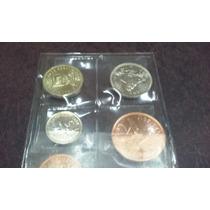 Lote De Monedas De Las Islas Malvinas