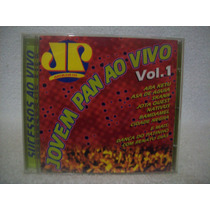 Cd Jovem Pan Ao Vivo- Volume 1