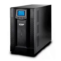 Nobreak Cdp 8 Contactos Regulador 2kva 1.6kw Senoida Upo11-2