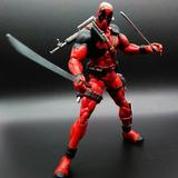Figura De Deapool De Marvel Select