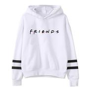 Buzo Friends Logo Joey Chandler