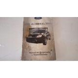 Manual De Propietario Ford Fiesta Power