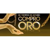 Compro Oro, Plata, Prendas, Anillos,medallas Al Mejor Precio