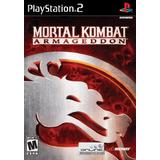 Mortal Kombat Armageddon - Playstation 2