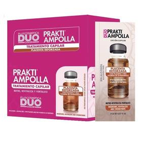 Kativa Duo Ampolleta Locion Capilar Placenta 12pz