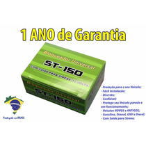 Kit 10 Alarme Bloqueador Automotivo Veicular Smartsat St150
