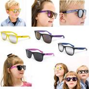 Óculos De Sol Infantil Hupi Lente Italiana Proteção Uv