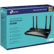 Roteador Gigabit Wireless Tp-link Archer Ax10 Wi-fi 6 Ax1500