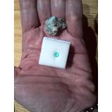Vendo Gema Y Piedra En Bruto De Esmeralda Natural