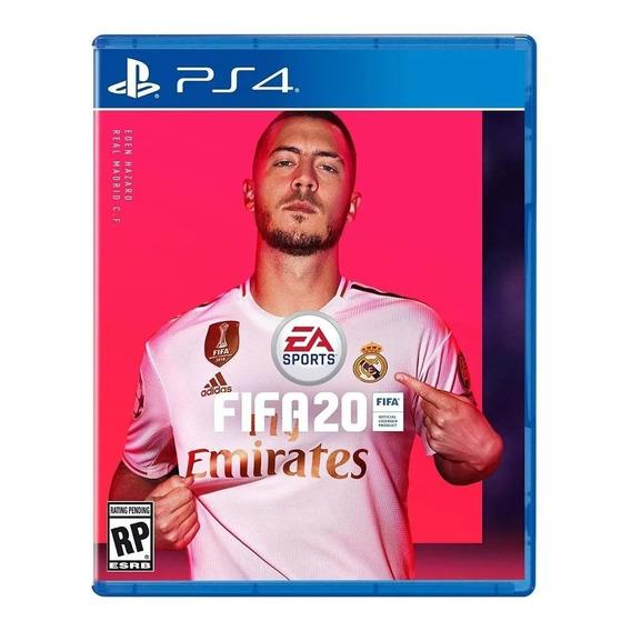 Fifa 20 Ps4 Fisico Original Sellado Playking