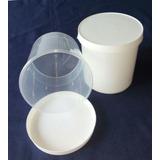 Envases-recipientes -plásticos Tapa A Presión-tu Organizador
