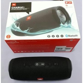 Jbl Charge 3 Bluetooth Caixa De Som Portátil Original