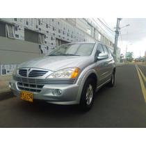 Ssangyong Kyron 4x4 Diesel Mt