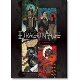 Dragon Age Rpg - Livro Básico