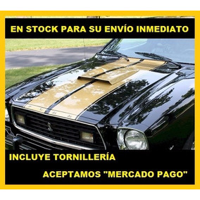 Toma Cofre Mustang Il Cobra 74 75 76 77 78 Ford Spoiler