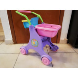 Carreola Fisher Price Para Muñecas Little Mommy Carreola