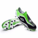 Zapato De Futbol Lotto Zhero Gravity Gamma Alta Sin Cordones
