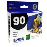 Tinta Epson Stylus 90 T090120-al Negro C92 Cx560