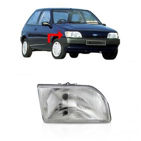 Farol Ford Fiesta Lado Direito 1994 1995 1996 94 95 96