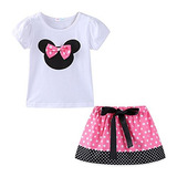 Mud Kingdom Little Girls Holiday Outfits Ropa Linda Falda E