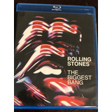 Rolling Stones: The Biggest Bang Blu-ray