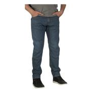 Pantalon Jean Moto Con Protecciones Solco Motoscba