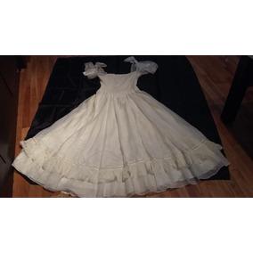 Vestido Blanco De 15 Años