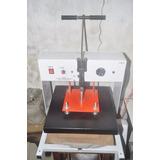 Maquina De Estampar Compacta Print 35x35 Prensa Térmica