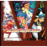 Sega Vintage Collection/ Monster World.jogos Ps3 Codigo Psn